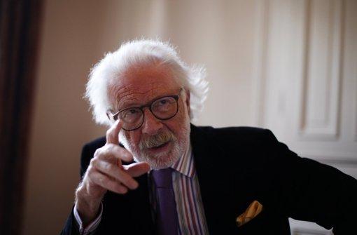 Literaturkritiker mit 83 gestorben