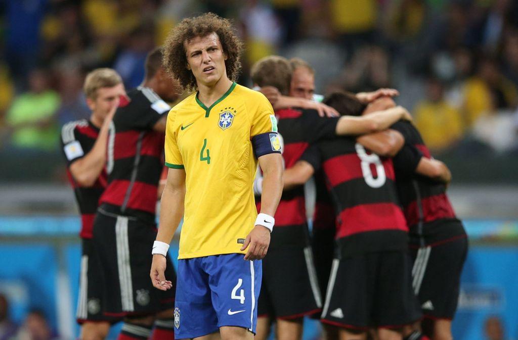 Länderspiel Brasilien