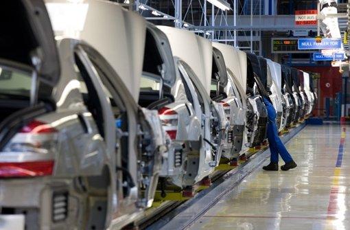 Daimler drohen von Januar an Strafen