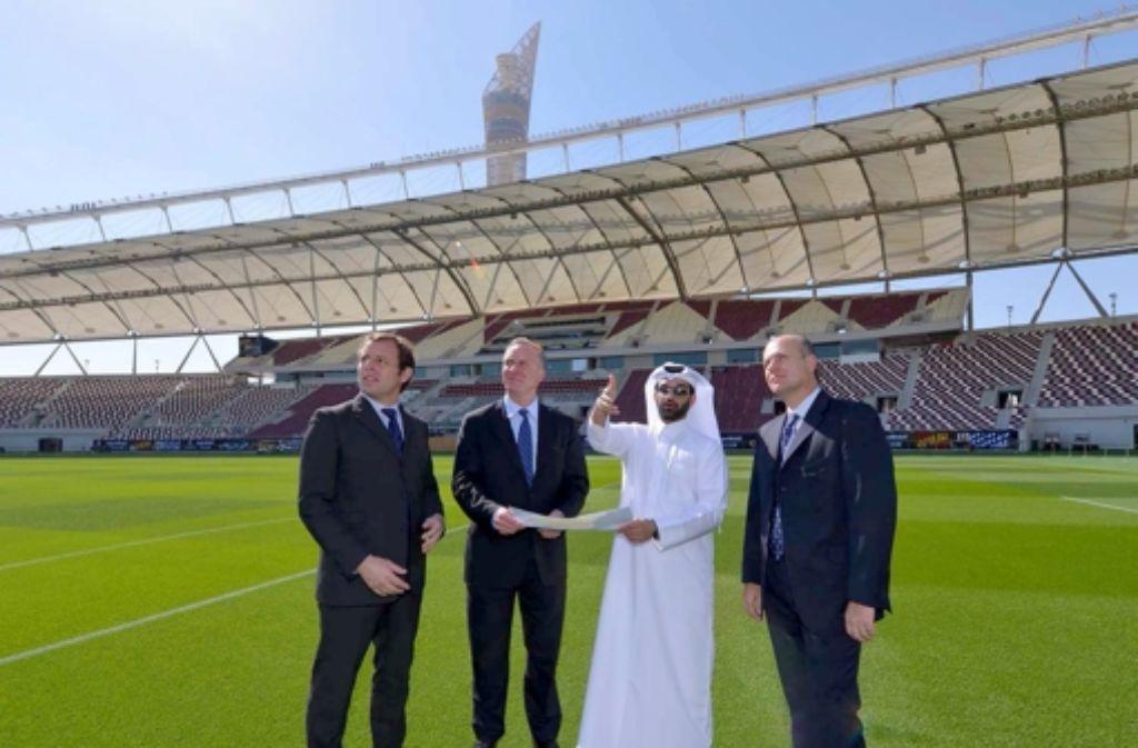 Fussball Wm 2022 In Katar Findet Das Finale Am 29 Mai Statt