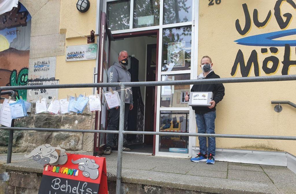 Stuttgarter Jugendhilfe in Corona-Zeiten: Pädagogen haben alle Hände voll zu tun