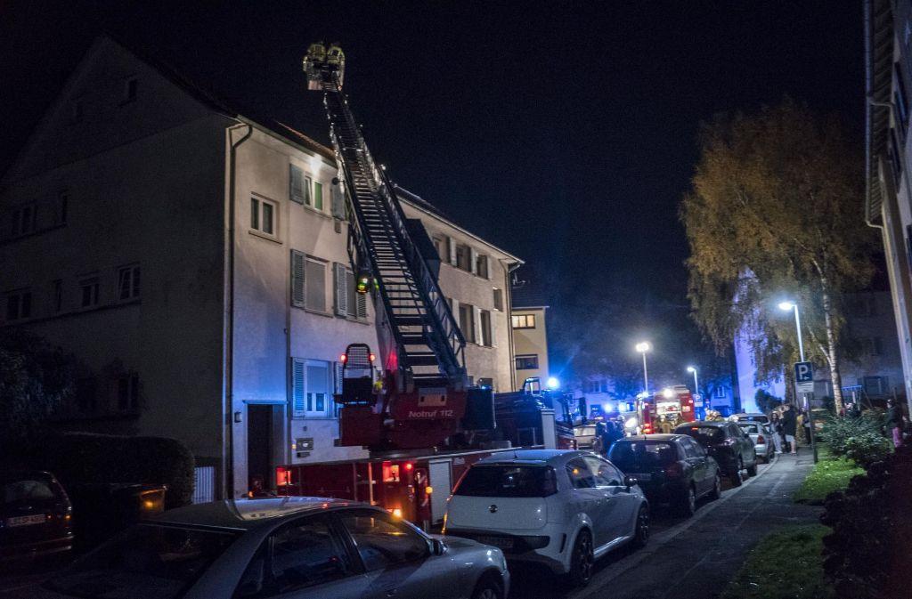 Bietigheim-Bissingen: Junges Paar schläft beim Kochen ein – Küche in ...
