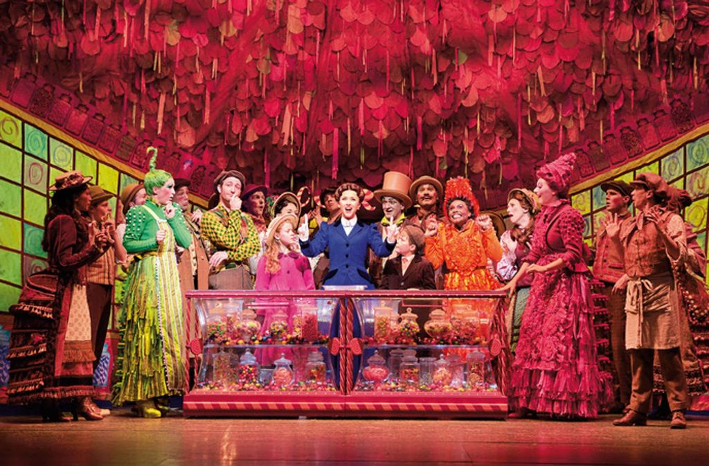 Musical Wechselt 2018 Nach Hamburg Mary Poppins