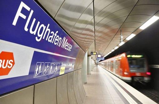 Der veränderte Flughafenbahnhof war aus dem Filderdialog hervorgegangen. Die Planungen sehen vor, dass er direkt unter der Flughafenstraße und damit weniger  tief unter der Erde liegt. Foto: dpa