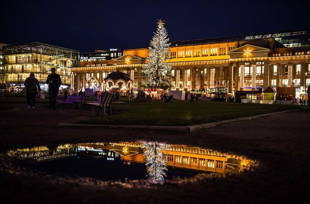 öffnungszeiten Weihnachtsmarkt Stuttgart.Weihnachtsmärkte In Stuttgart Und Region Wann Und Wo Sie Am