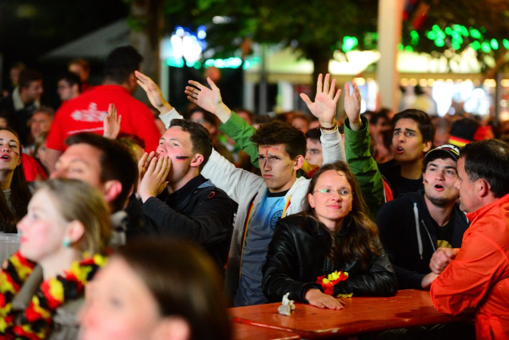 Stuttgart Public Viewing