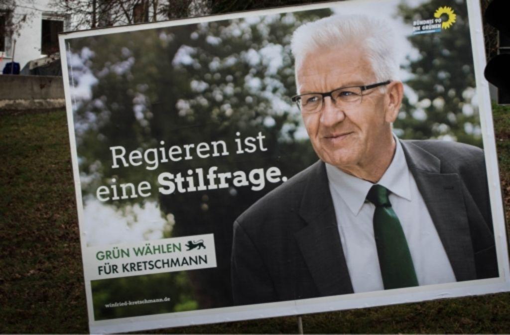 Uni Hohenheim Pocht Auf Neutralitat Alumnus Kretschmann Muss Runter Vom Campus Stuttgart Stuttgarter Zeitung
