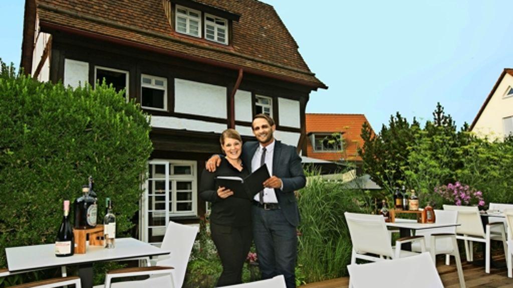 Lokaltermin Alte Vogtei Wie Gemacht Fur Hochzeitstage Stuttgart Stuttgarter Zeitung