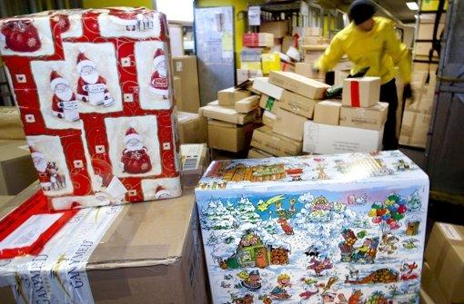 DHL erwartet starkes Weihnachtsgeschäft