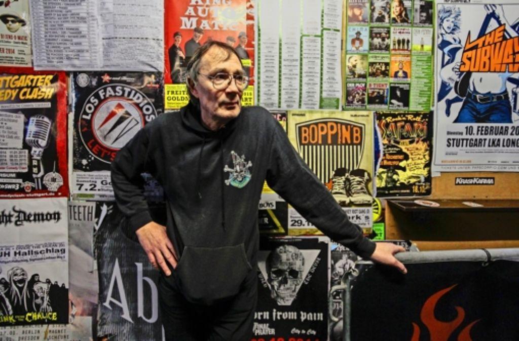 konzertveranstalter micha schmidt einmal punk immer punk kultur stuttgarter zeitung. Black Bedroom Furniture Sets. Home Design Ideas