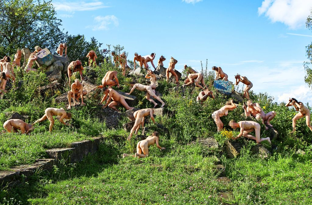 """Kolumne zum Kunstkalender """"Kesselsafari: Die Nackten von"""