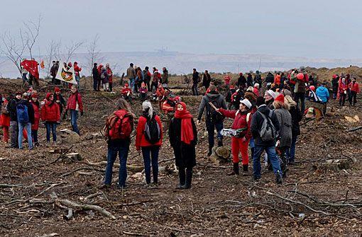 Dokumentarfilm: Die rote Linie - Widerstand im Hambacher Forst