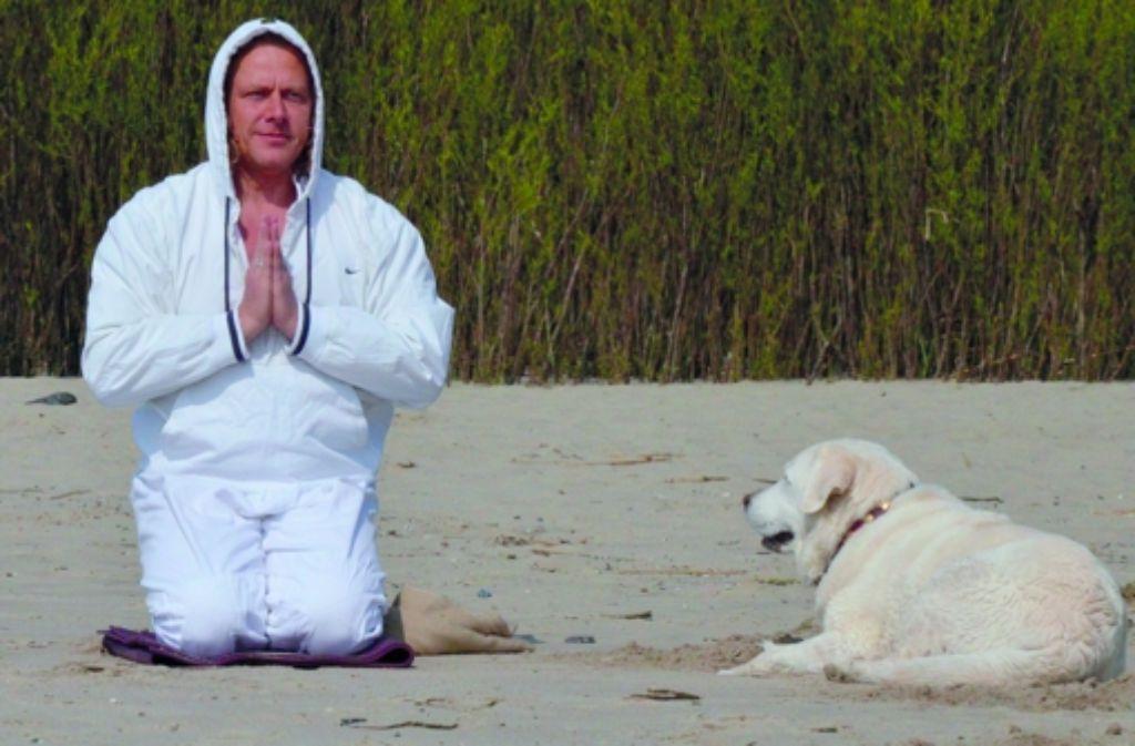 Der Weg Aus Dem Gefangnis Yoga Gehort Hinter Gitter Panorama Stuttgarter Zeitung