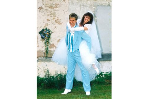 Dorfhochzeit. Hochzeitsfotos von 1880 bis 2017 im Schloss Waldenbuch