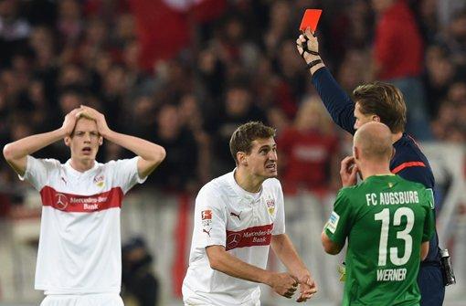 VfB unterliegt Augsburg mit 0:1