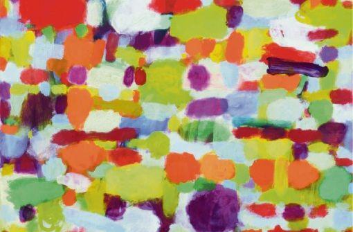 Die Ausstellung Farbe für Balingen mit Werken von Ulrike Hansen und Jürgen Reichert ist in der Rathausgalerie Balingen zu sehen