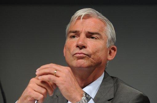 """""""Das ist ein Fehler gewesen"""", sagt Thomas Strobl (CDU). Foto: dpa"""