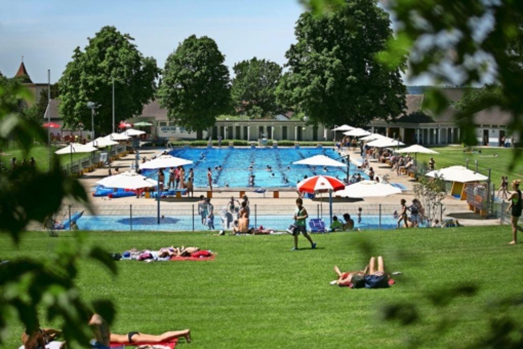Schwimmbad Sillenbuch