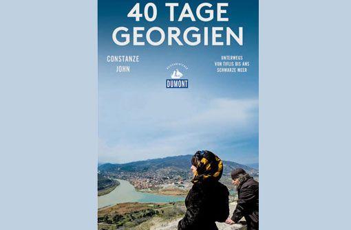 40 Tage Georgien - Constanze John liest im Haus der Wirtschaft