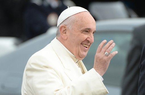 Papst mahnt Europa zu Solidarität