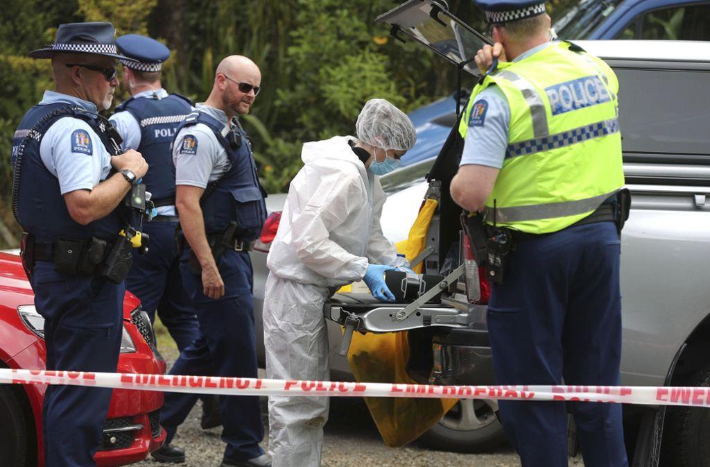Neuseeland Anschlag Video Wikipedia: Neuseeland: Polizei Findet Mutmaßliche Leiche Von 22
