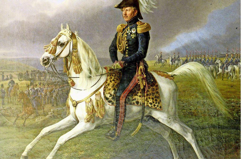 König Wilhelm I Legendäre Araberzucht Bairactar Das Licht Aus Dem
