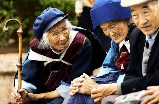 Betreuungskonzepte für Senioren müssen überall auf der Welt überdacht werden. Foto: DPA