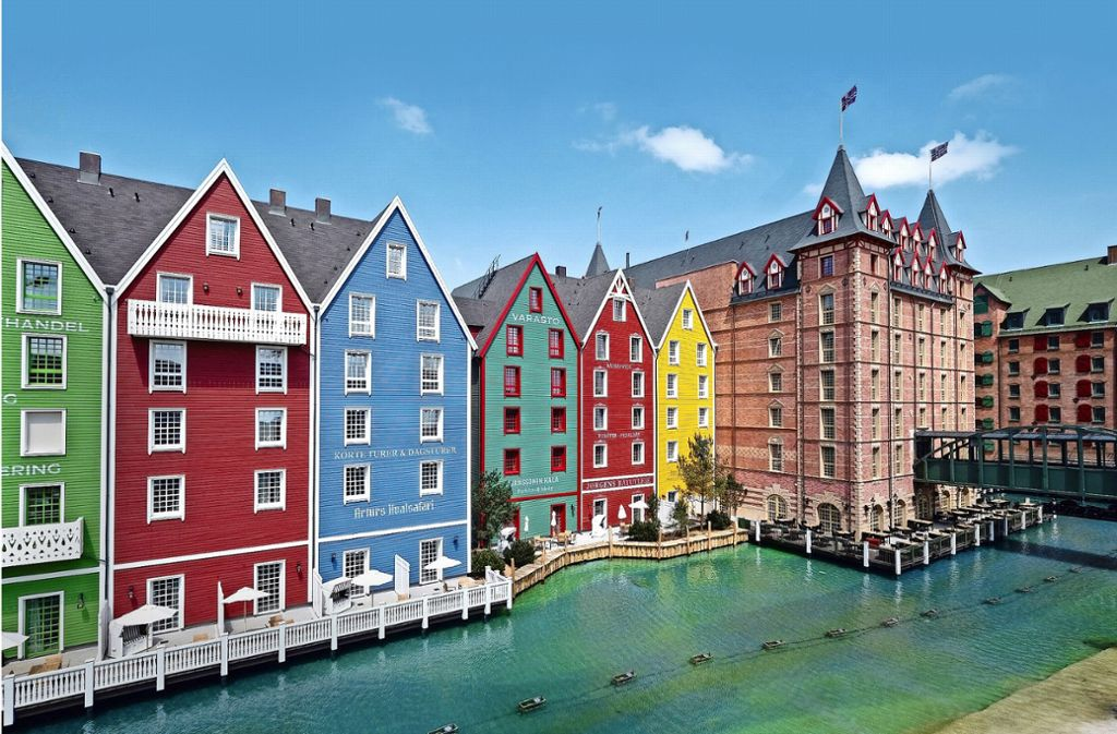 Neues Hotel Im Europa Park Skandinavien In Sudbaden Baden