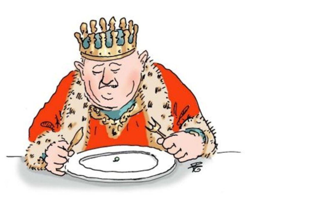 mythen rund ums essen 7 essen wie kaiser k nig und bettler wissen stuttgarter zeitung. Black Bedroom Furniture Sets. Home Design Ideas