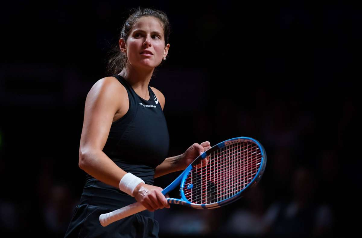 Tennisspielerin Deutsch