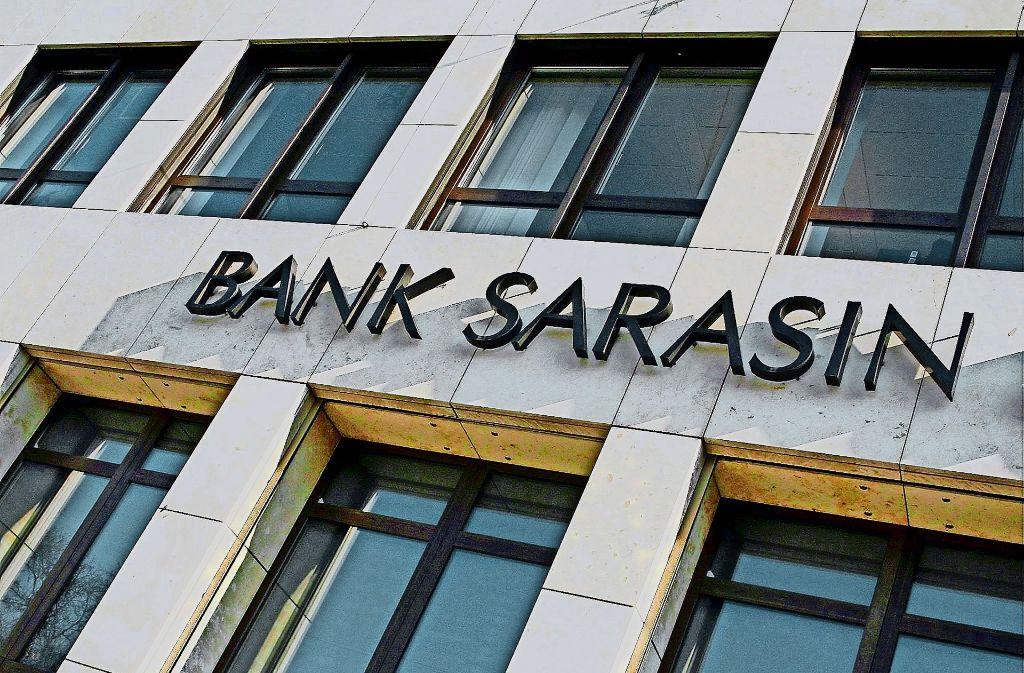 Schweizer Bank Verurteilt Sarasin Muss M Ller