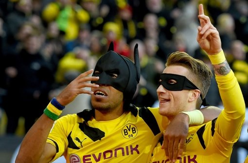 Dortmund siegt im Revierderby 3:0