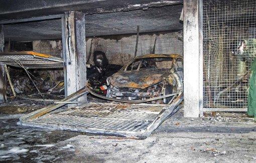 Brand verursacht 1,5 Millionen Euro Schaden