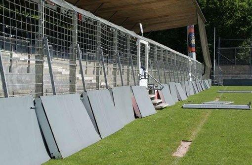 Stuttgarter Kickers suchen Helfer