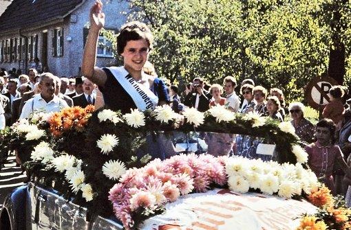 Seit 1959 gibt es den Uhlbacher Herbst. Foto: Sänger-Collegium Uhlbach