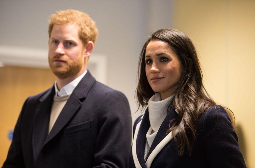 Heimliche Taufe Meghan Markle Vor Hochzeit Mit Prinz Harry