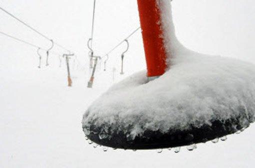 Meteorologen: Der Schnee kommt