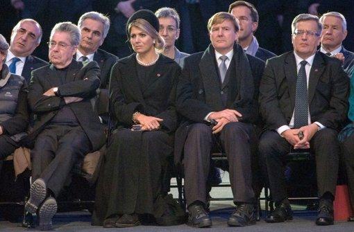 Europa erinnert an die Befreiung