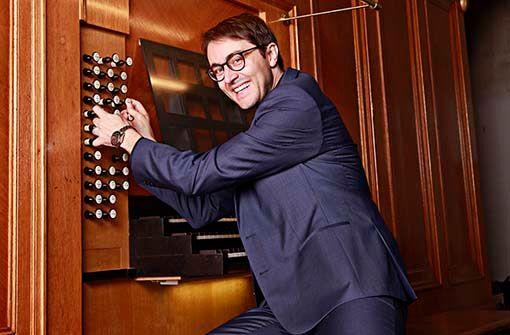 Fellbacher Orgelkonzert: Christian Schmitt