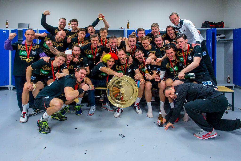 Handball Europameister Deutschland