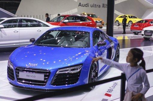 Audi stockt Investitionen auf