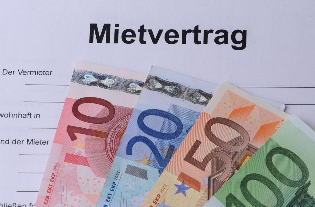 Mietpreise In Der Region Stuttgart Je Besser Die Anbindung Desto