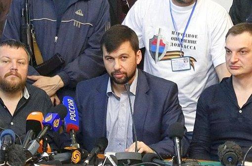 Kiew sagt Treffen für Freitag ab