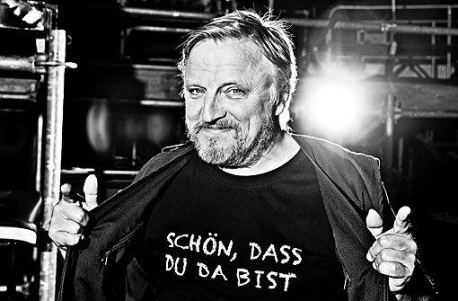 Theaterhaus: Axel Prahl und sein Inselorchester