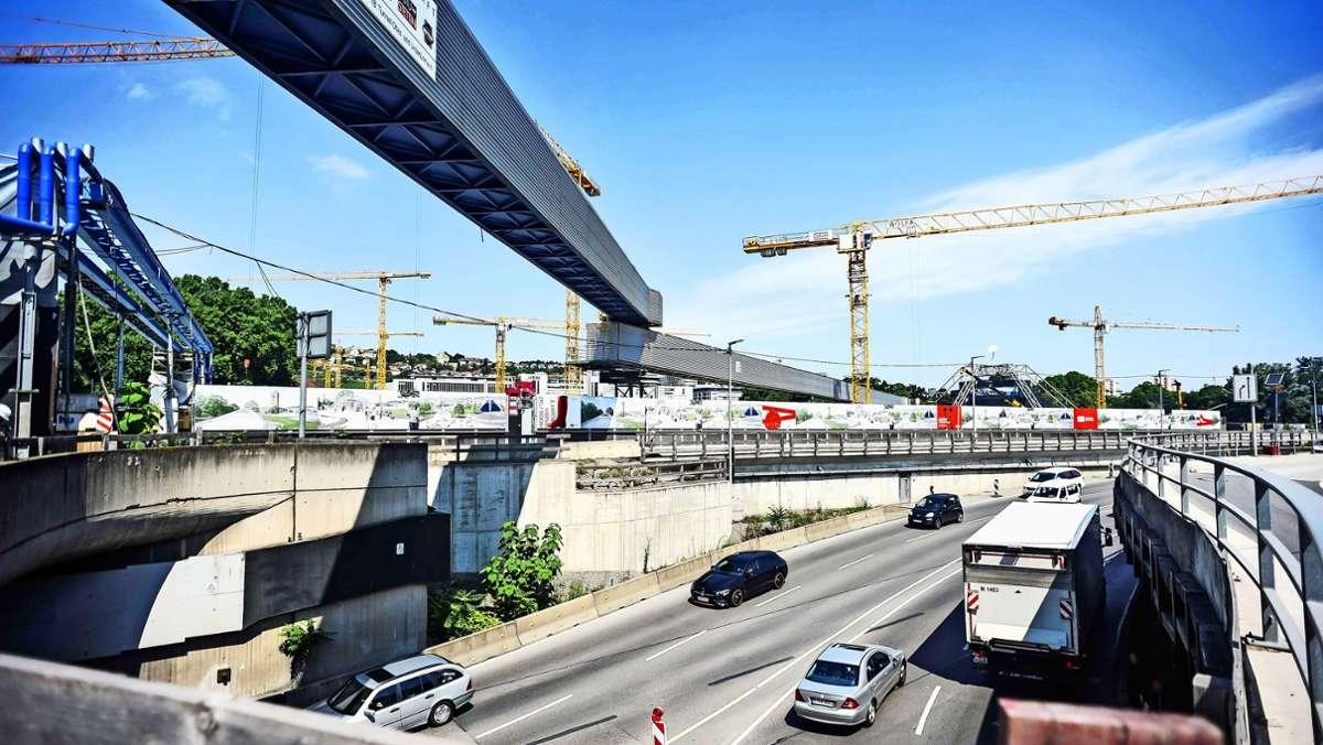 Straßensperrungen Stuttgart