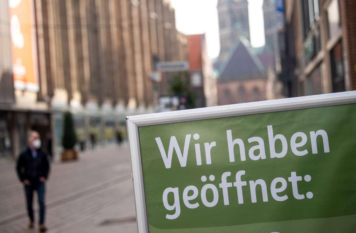 Corona Offnungsschritte In Baden Wurttemberg Diese Corona Regeln Gelten In Ihrem Kreis Baden Wurttemberg Stuttgarter Zeitung