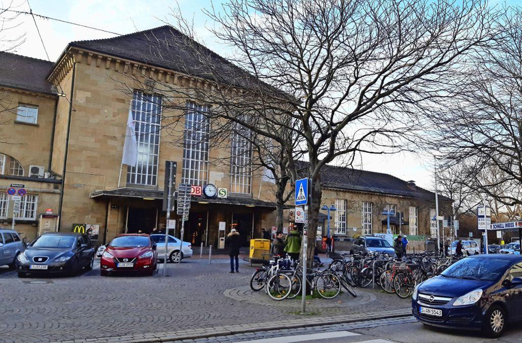 Bahnhof in Bad Cannstatt: Frischzellenkur dank König