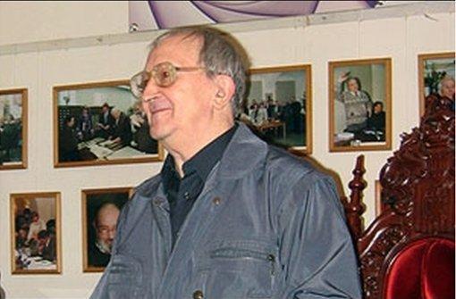 Der russische SF-Autor Boris Strugatzki hat sich ein Autorenleben lang mit Zensoren, Ideologen  und Machtmenschen herumschlagen müssen. Foto: БережнойСергей