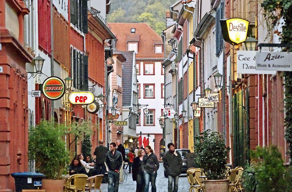 Heidelberg bekanntschaften