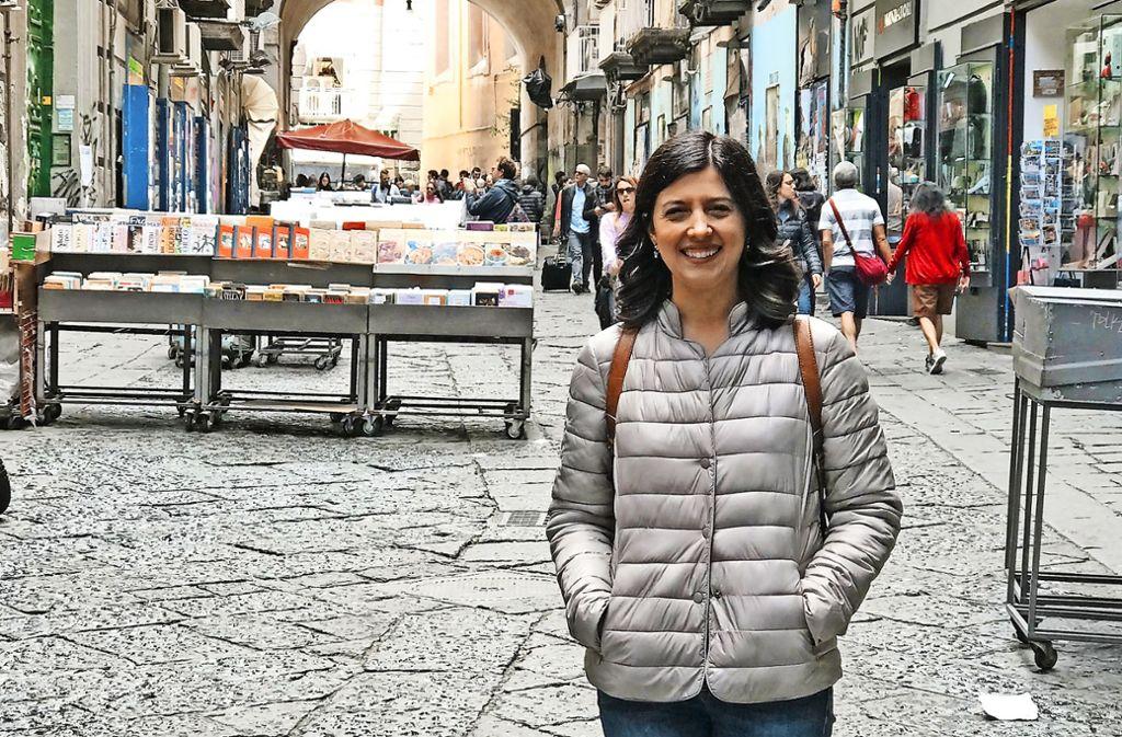 Nur weg aus Neapel